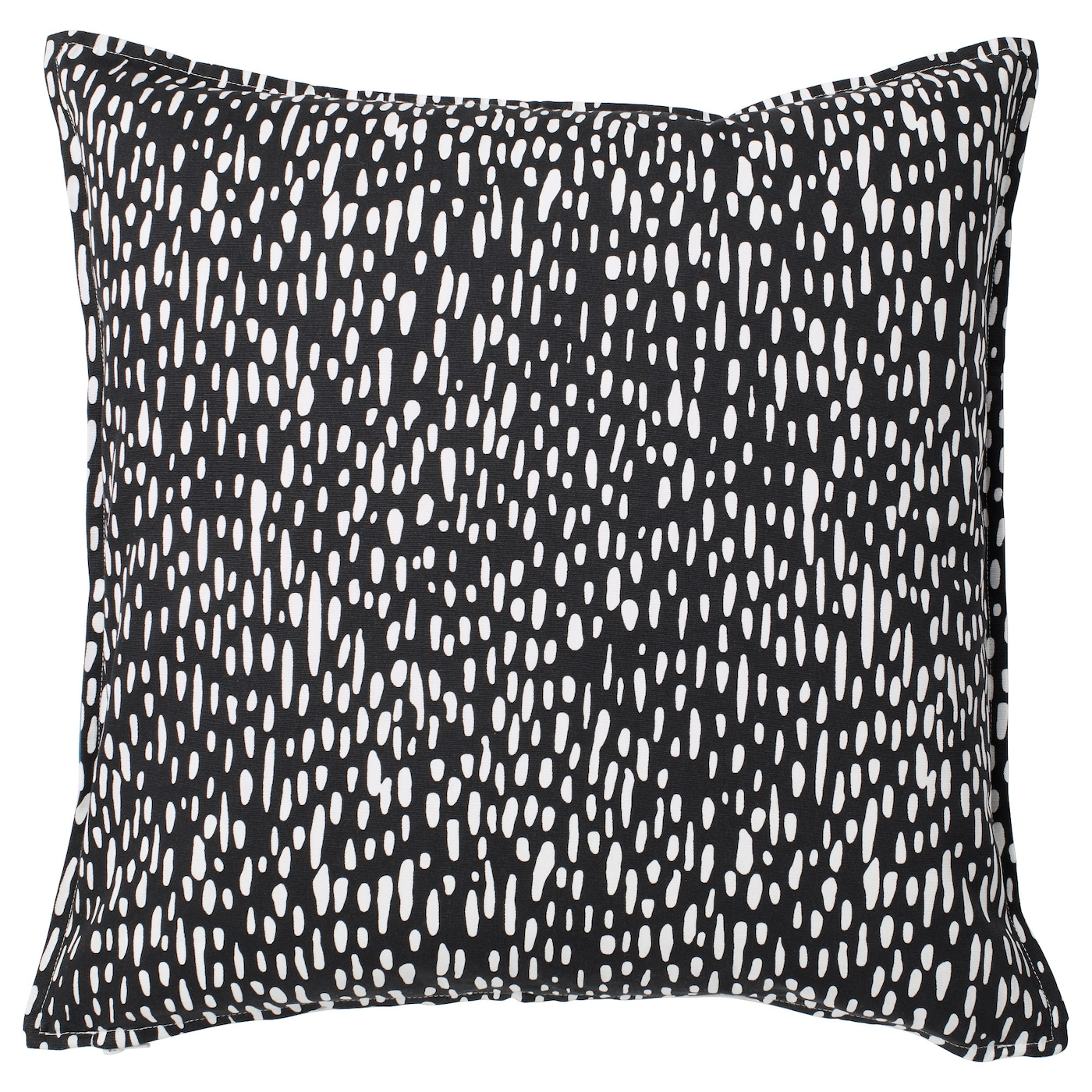 IKEA VINTER 2017 cushion cover The zipper makes the cover easy to remove.