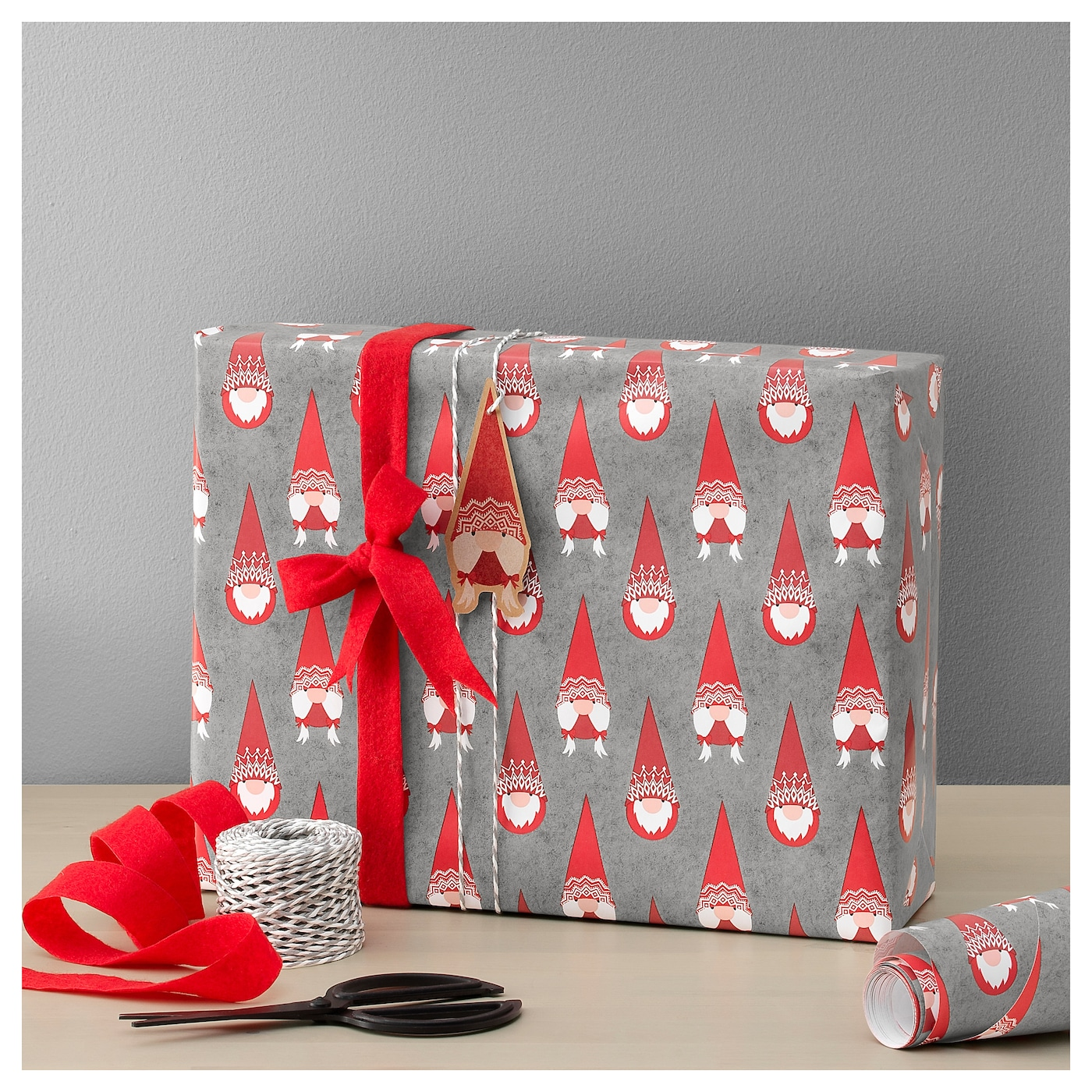 IKEA VINTER 2017 gift wrap roll