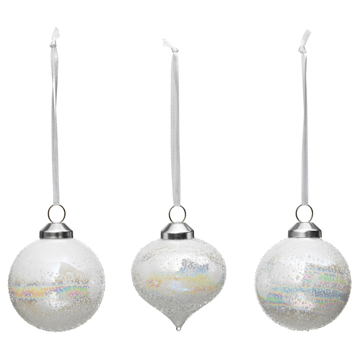 IKEA VINTER 2017 hanging decoration, set of 3
