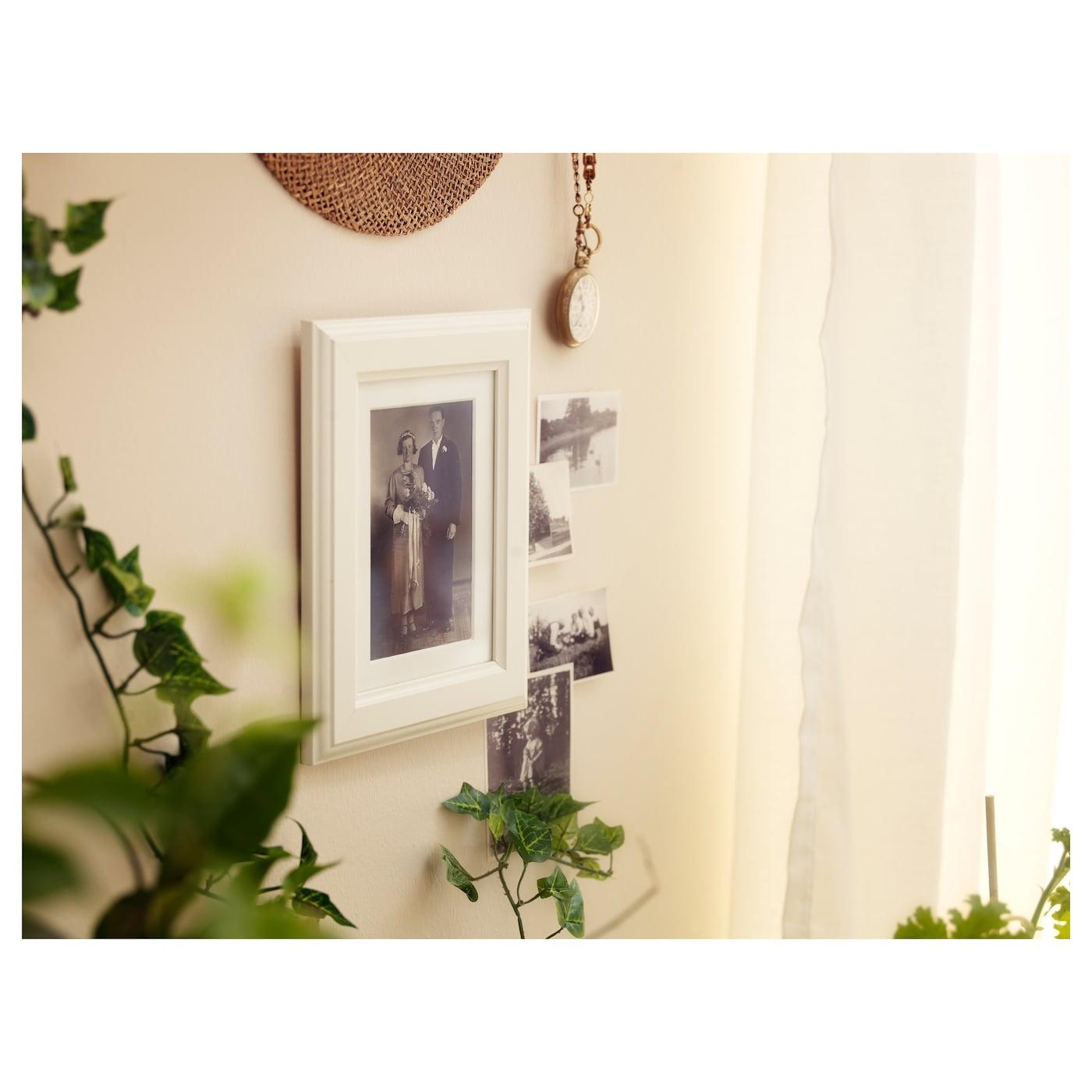 VIRSERUM Frame White 13 x 18 cm - IKEA