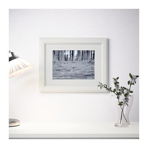 virserum frame white 30x40 cm ikea. Black Bedroom Furniture Sets. Home Design Ideas