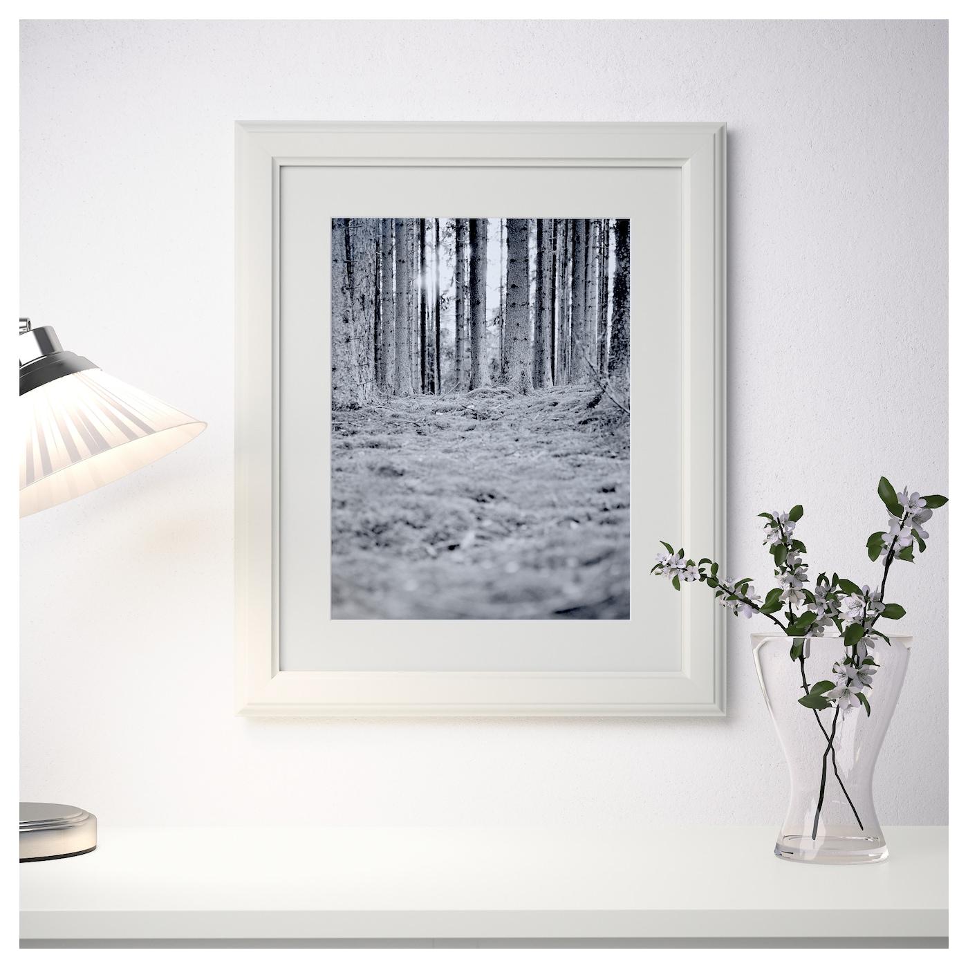 VIRSERUM Frame White 40x50 cm - IKEA