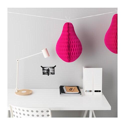 vision r hanging decoration cerise 45 cm ikea. Black Bedroom Furniture Sets. Home Design Ideas
