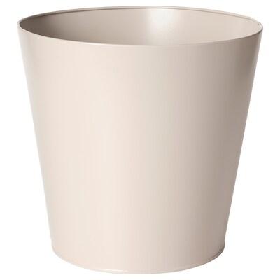 VITLÖK Plant pot, in/outdoor beige, 32 cm
