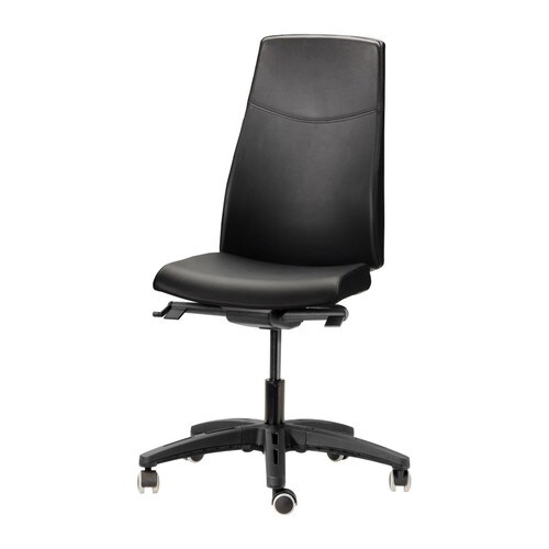 IKEA VOLMAR swivel chair 10 year guarantee. Read about the terms in the guarantee brochure.