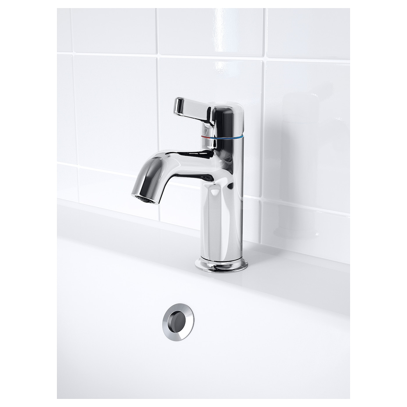 IKEA VOXNAN wash-basin mixer tap with strainer
