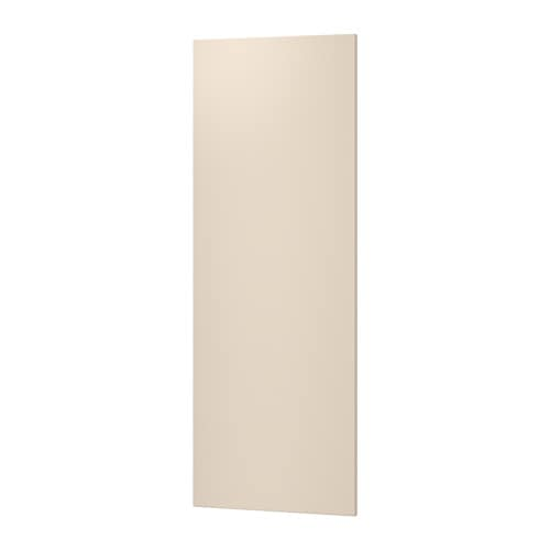 voxtorp cover panel light beige 39x106 cm ikea. Black Bedroom Furniture Sets. Home Design Ideas