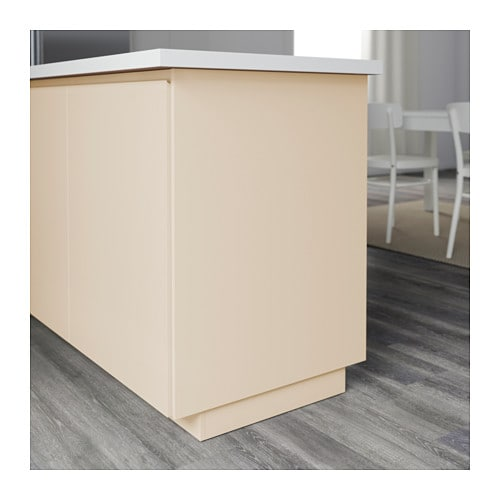 Voxtorp Cover Panel Light Beige 39x86 Cm Ikea