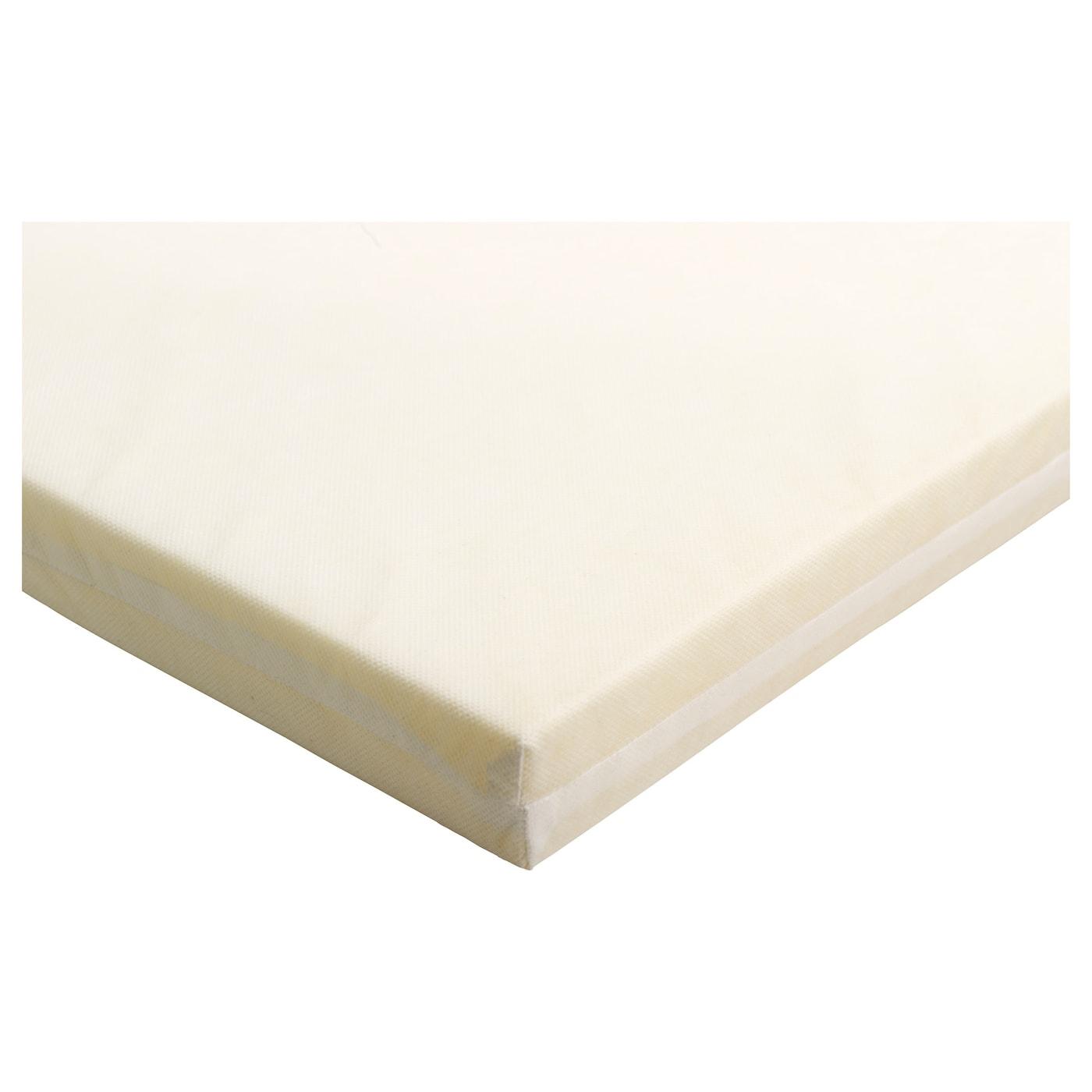 vyssa slappna mattress for junior bed white 70x160 cm ikea. Black Bedroom Furniture Sets. Home Design Ideas