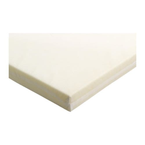 VYSSA SLAPPNA Mattress for junior bed IKEA Removable and machine-washable cover creates a hygienic sleeping environment for your child.