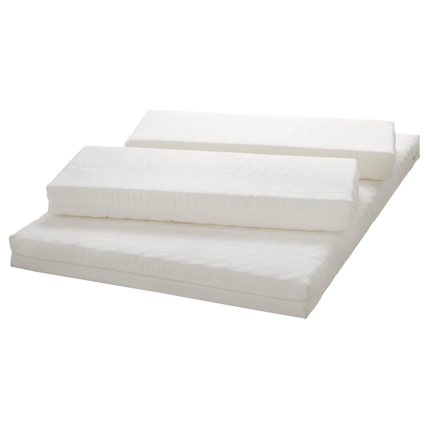 Ikea Udden Herd Anschließen ~ VYSSA SNOSA Mattress for extendable bed White 80×200 cm  IKEA