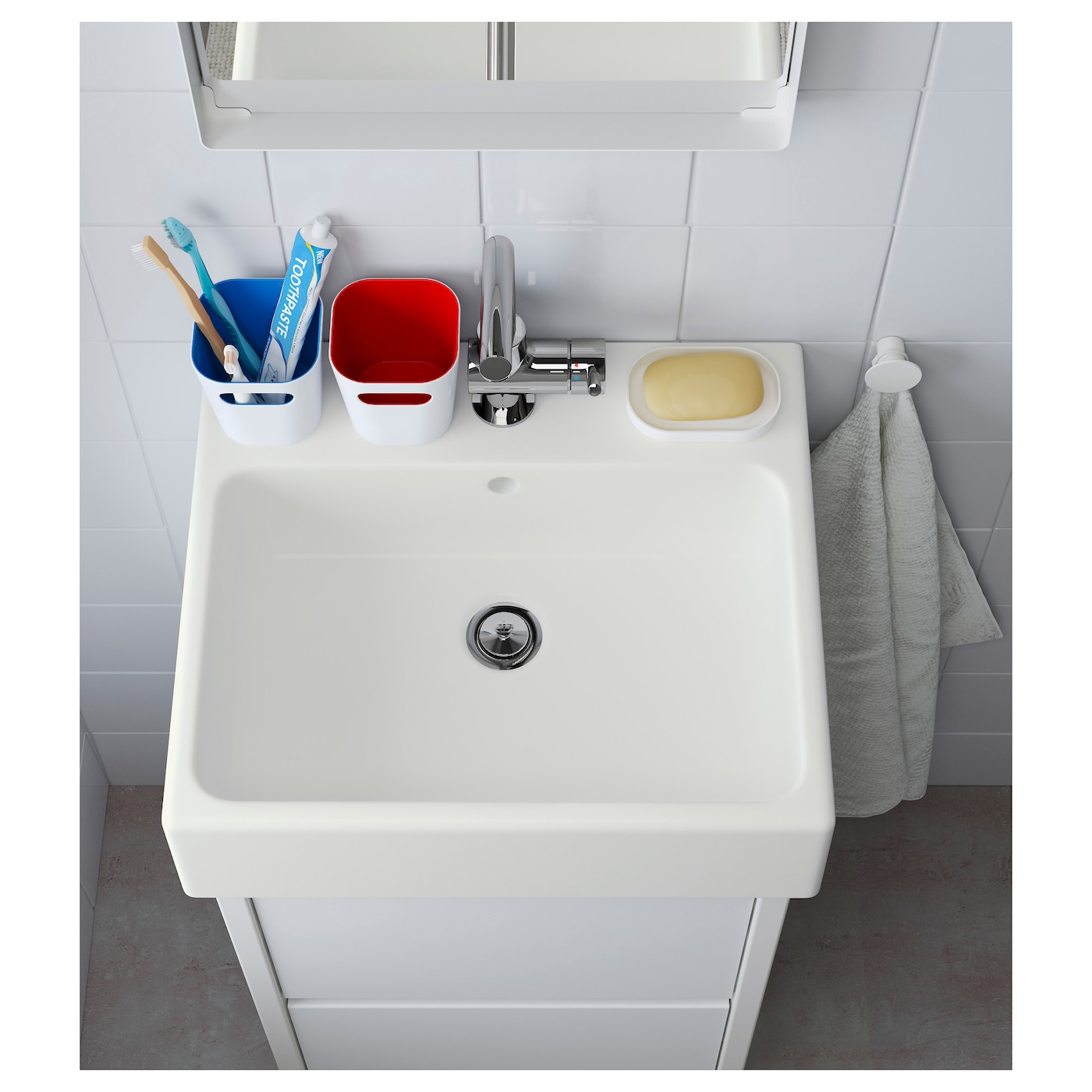 Elegant IKEA YDDINGEN Single Wash Basin 10 Year Guarantee. Read About The Terms In  The