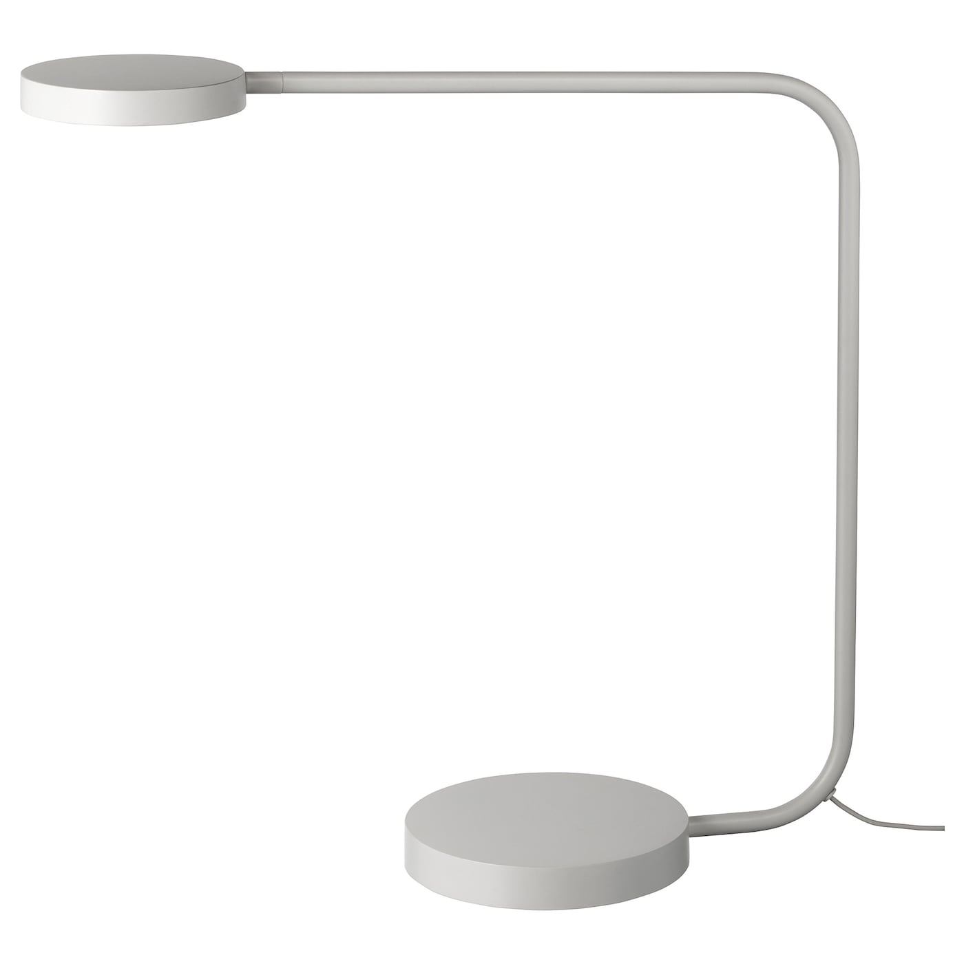 IKEA YPPERLIG LED table lamp Good non-glare light.