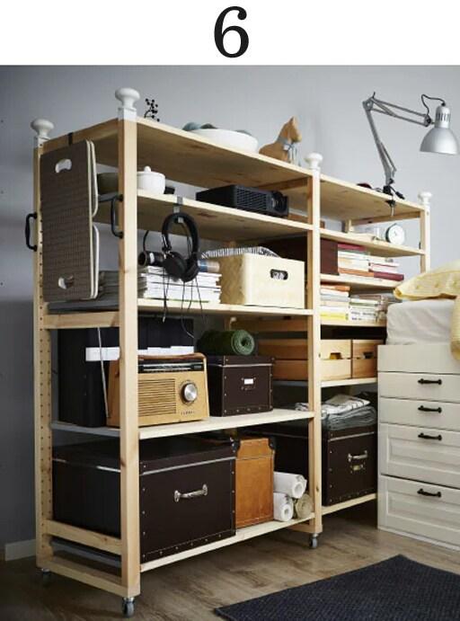 Una Estantería Ikea Adaptar Cómo Ivar rQdCxths