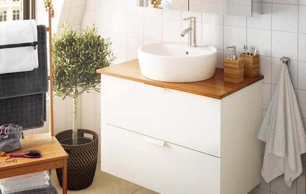 Creëer Je Nieuwe Badkamer Ikea