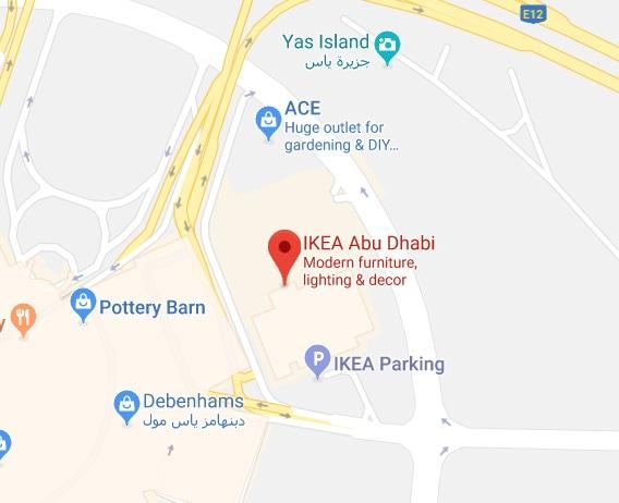 IKEA Abu Dhabi store - IKEA