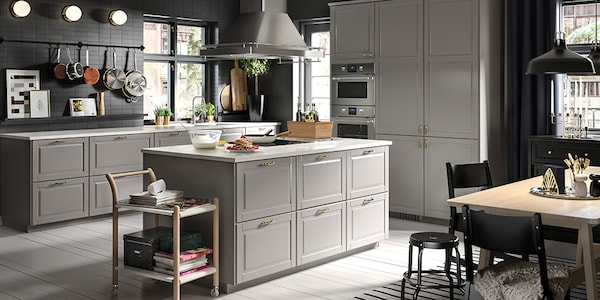 k chenplanung traumk che planen ikea. Black Bedroom Furniture Sets. Home Design Ideas