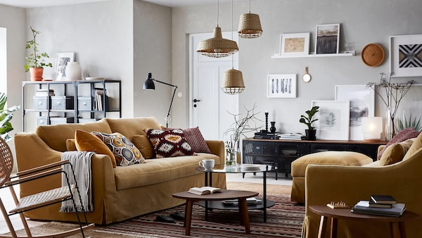 Roominspiration IKEA Mesmerizing Living Room Inspiration
