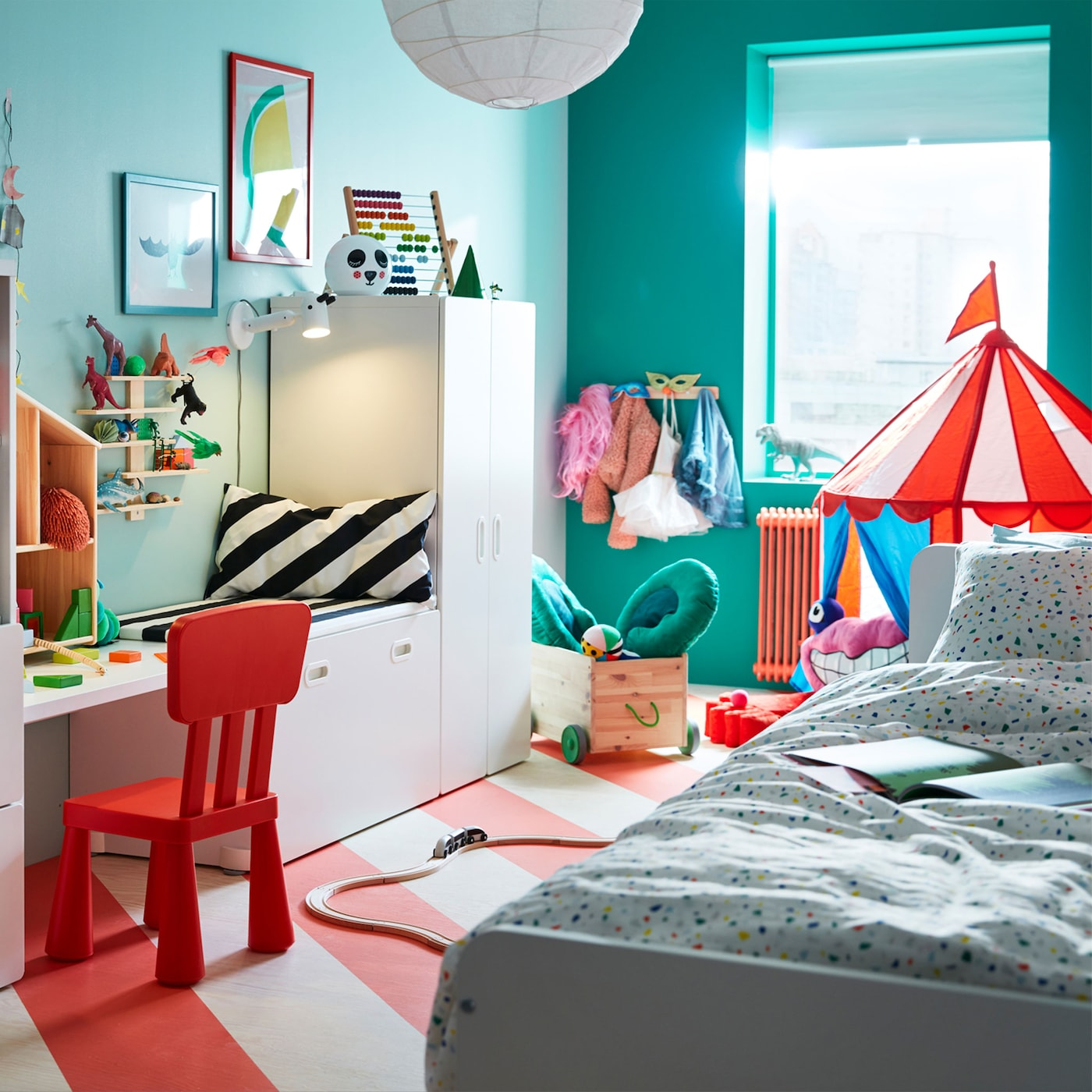 Ikea Kids Room Inspiration: Children's Bedroom Furniture