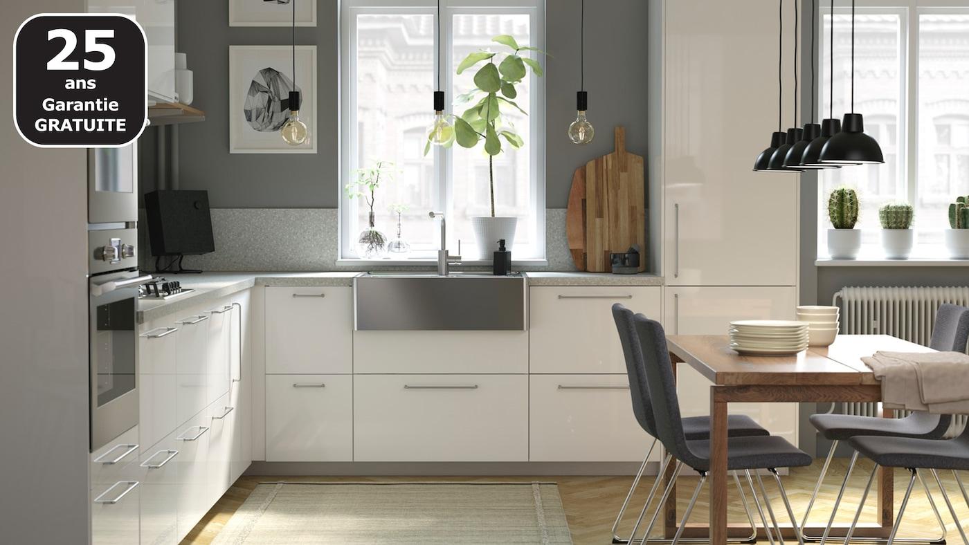 CuisineNotre Déco Ikea Photos Galerie De qVpMzSGU