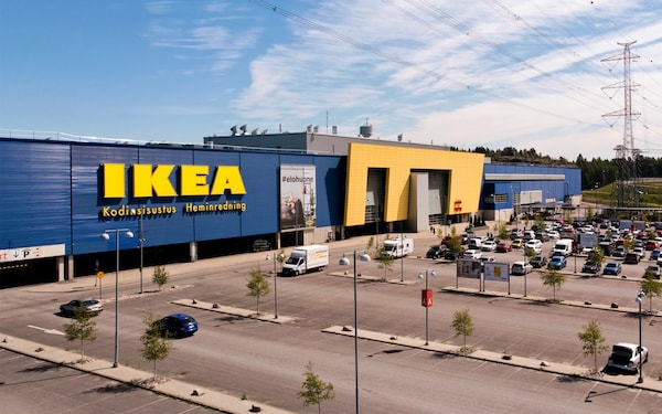 Ikea Noutopiste