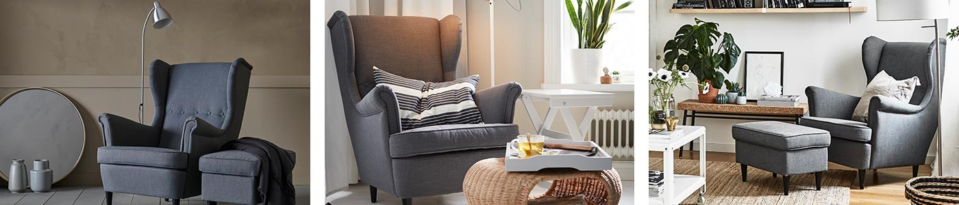 Ikea Boliden Fauteuil.Fauteuil Pas Cher Rocking Chair Et Fauteuils Design Ikea