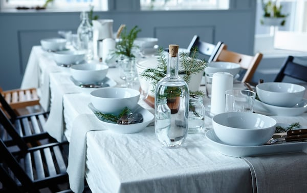 Come Check Out Our Stylist Jenny S Guide To Lifting Your Dining Table From The Everyday Something A Bit More Special