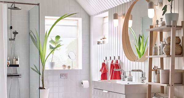 Galeria łazienek Ikea