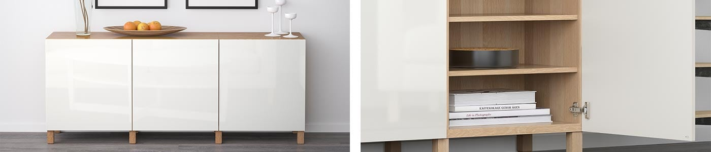 Rangements Bureau Et Salon Ikea