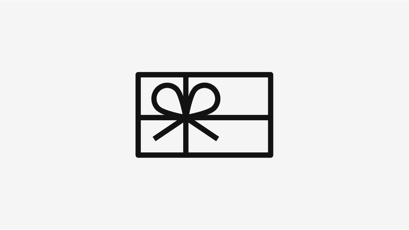บัตรของขวัญอิเกีย