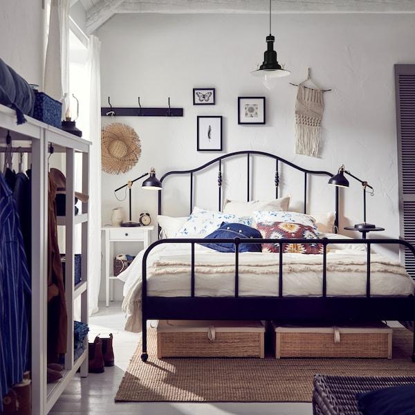 Sypialnia Ikea Zdjecia