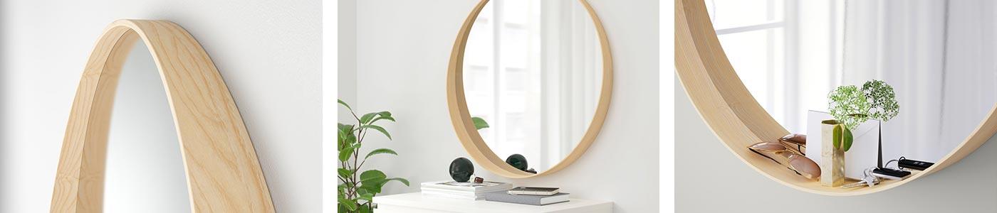 Miroir design - Miroir sur pied ou mural pas cher - IKEA