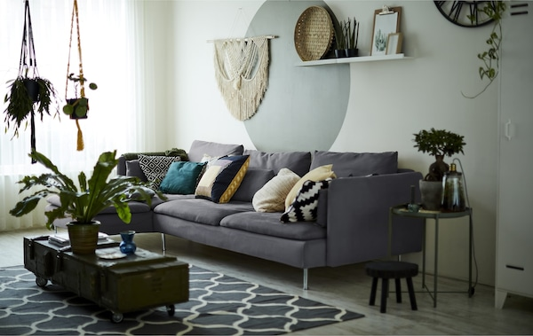 Bohemian Living Room Decor Boho Chic Colour