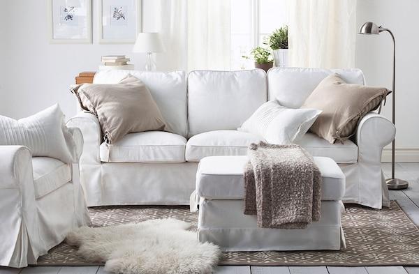 Ikea Salotti Angolari.Soggiorno Salotto Ikea