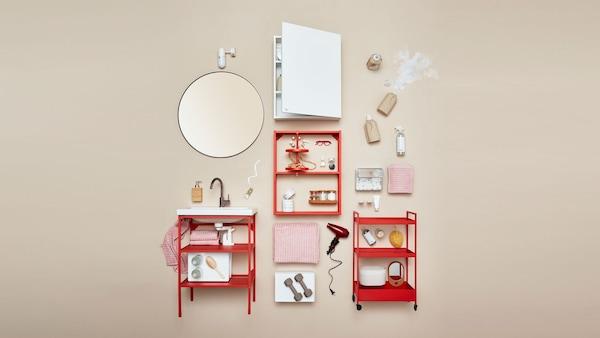 이케아 욕실