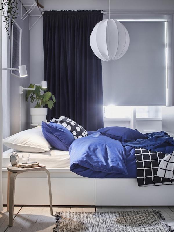 เตียงและที่นอน