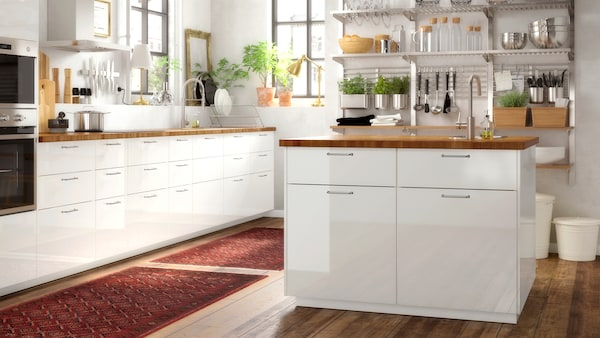 Znajdź Kuchnię Swoich Marzeń Ikea