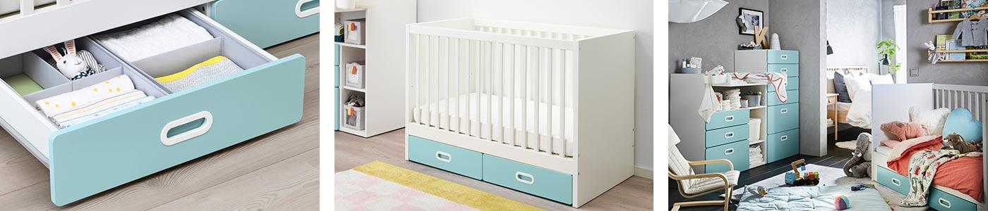 Lit Bébé Pas Cher Lits Bébé évolutifs Ikea