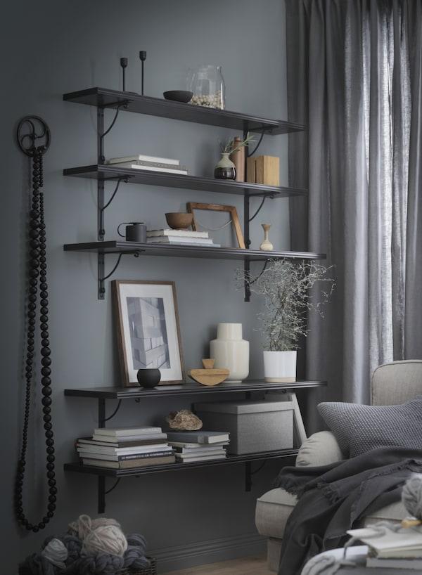 Estanterías Librerías Y Baldas Ikea