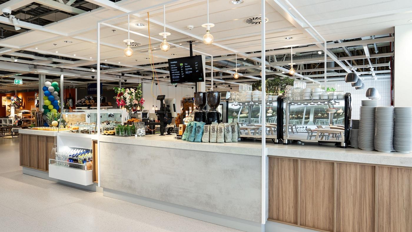04-07-2019: IKEA Amsterdam opent eigen Coffee Bar