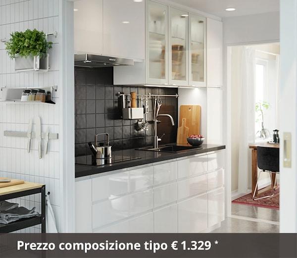 Scegli la tua cucina - IKEA