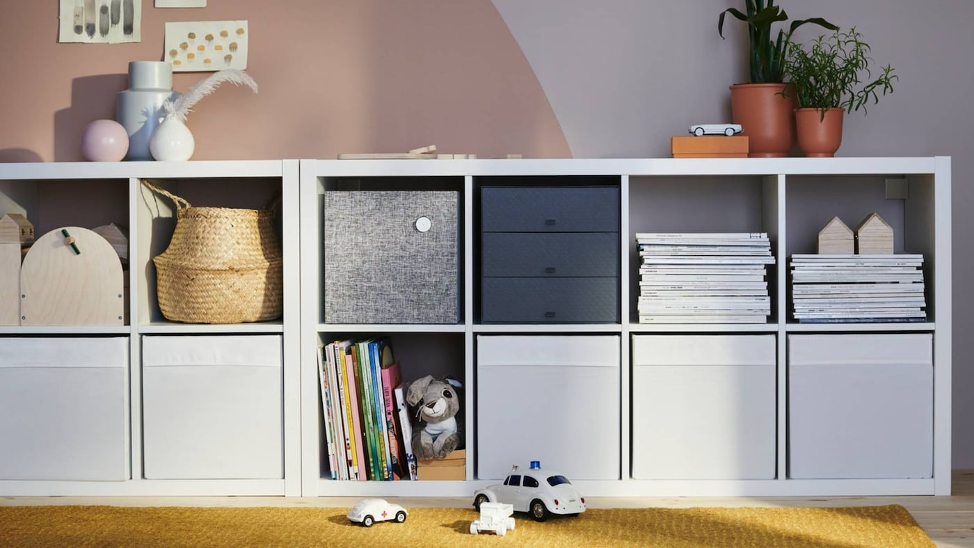 Storage & organisation