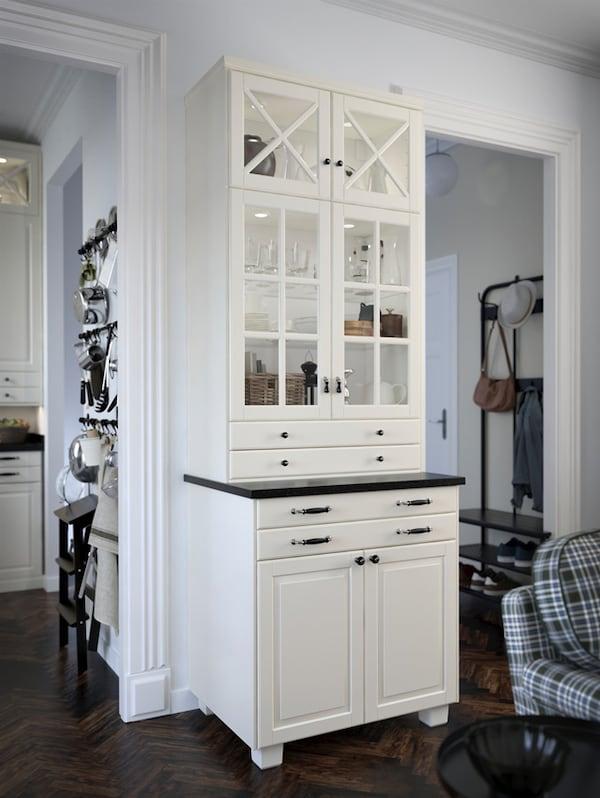 Cucina componibile BODBYN bianco - IKEA