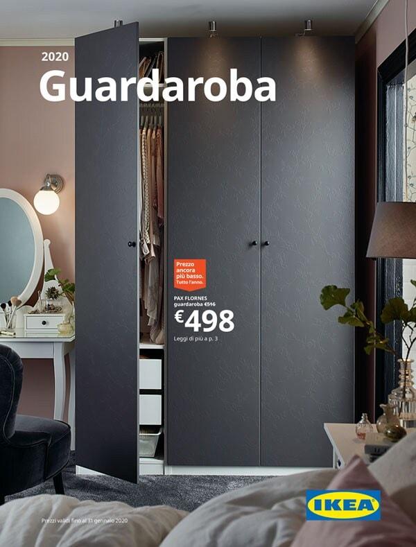 Brochure guardaroba - IKEA