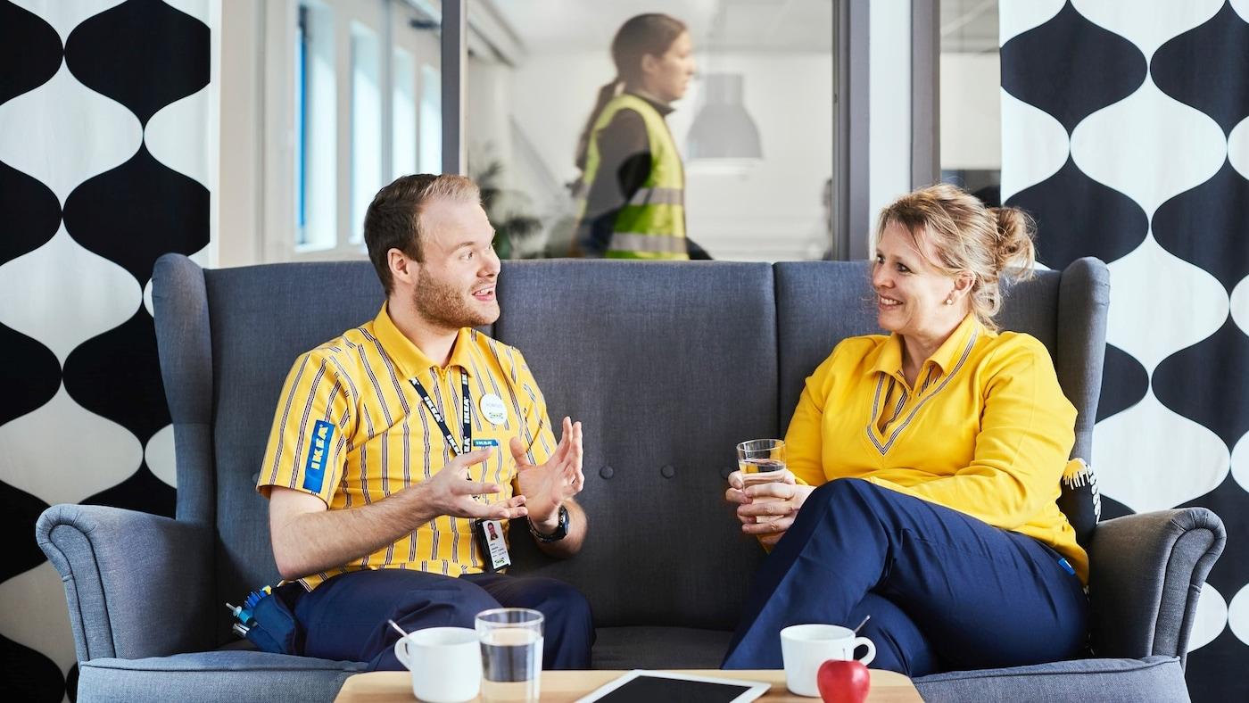 07-11-2019: IKEA Utrecht introduceert solliciteren bij kandidaten thuis