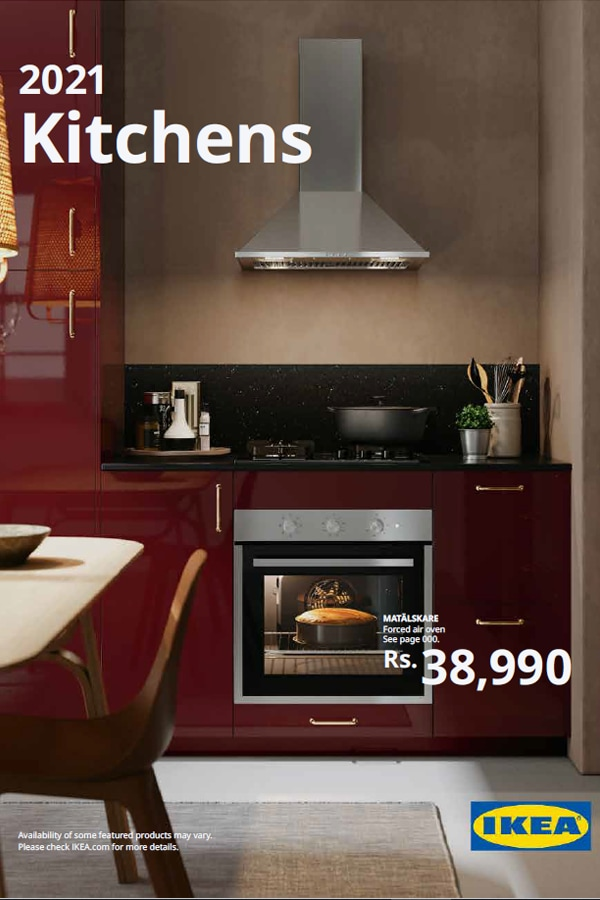IKEA Kitchen Brochure 2021 - IKEA