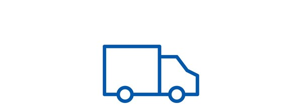 Pictogram of a truck