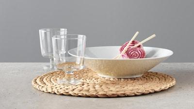 Arts de la table, vaisselle et ustensiles de cuisine