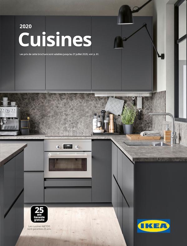 Brochure cuisine 2020 IKEA