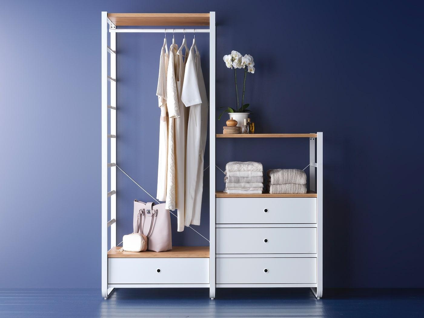 Elvarli Planer Fur Deinen Kleiderschrank Ikea